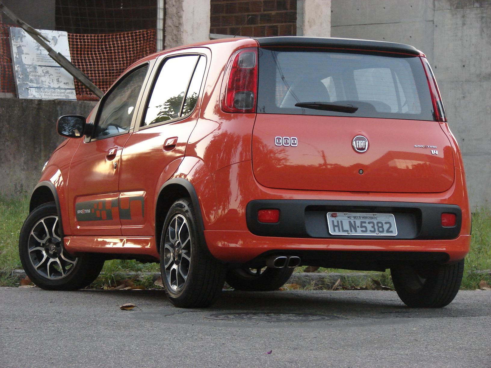 Avaliacao Fiat Uno Sporting 1 4 8v Flex 4p 2011 Carpoint News
