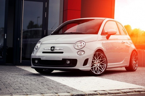Fiat 500 Abarth Recebe Upgrade De Performance Da Pogea
