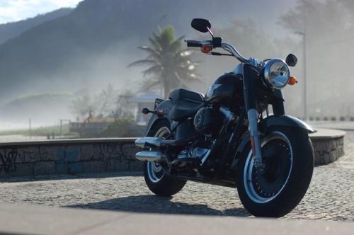 Avaliação – Harley-Davidson Fat Boy Special