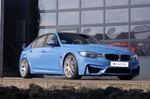 Que tal um BMW M3 com 523 cv?