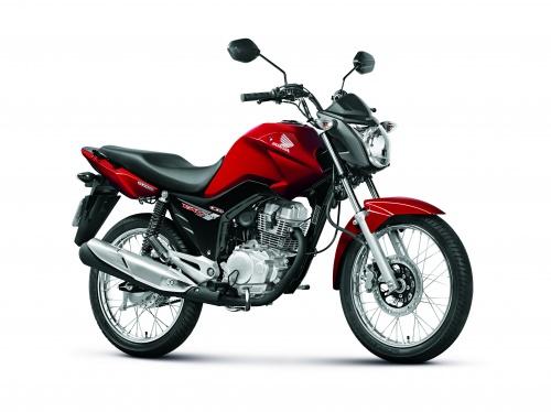 Honda Biz 125 ES e CG 150 Fan ESDi ganham nova cor