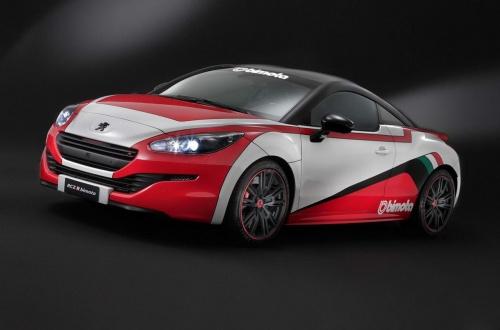 Peugeot RCZ R Bimota traz 307 cv de potência