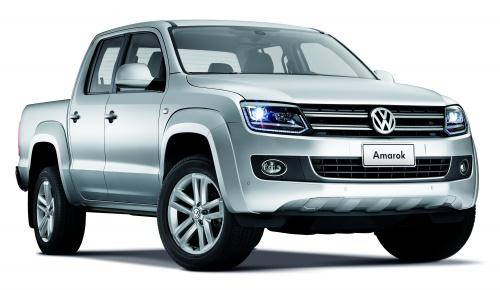 Volkswagen Amarok 2015 chega mais equipada