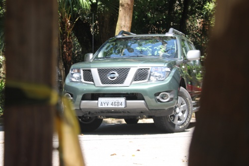 Avaliação – Nissan Frontier 2.5 TD CD 4×4 SV Attack (Aut) 2015