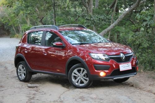 Avaliação - Renault Sandero Stepway 1.6 8V Easy-r 2015