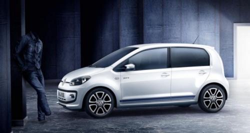 VW up! ganha versão personalizada