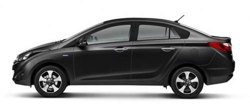 Hyundai lança edição limitada HB20S Impress