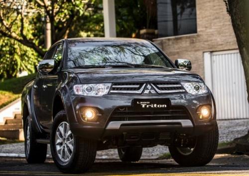 Mitsubishi lança série especial L200 Triton H…