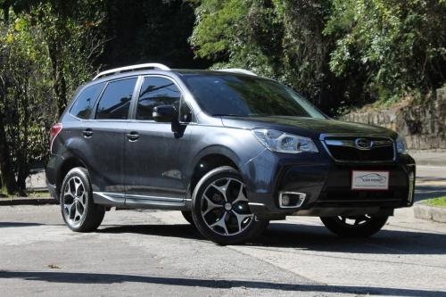 Avaliação – Subaru Forester XT 2.0 16V Turbo …
