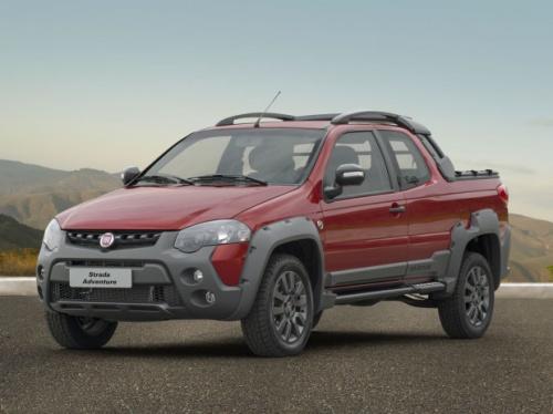 Fiat lança Série Especial Strada Adventure Ex…