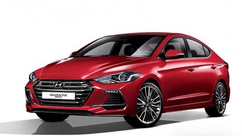 Hyundai apresenta Elantra Sport com 204cv
