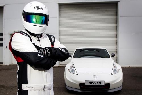 Stig da Nissan tem identidade secreta revelad…