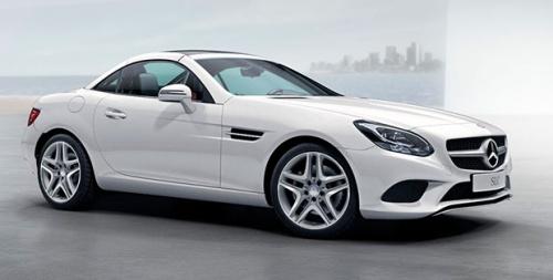 Mercedes-Benz apresenta dois novos conversíve…