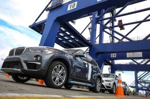 BMW X1 nacional começa a ser exportado para o…