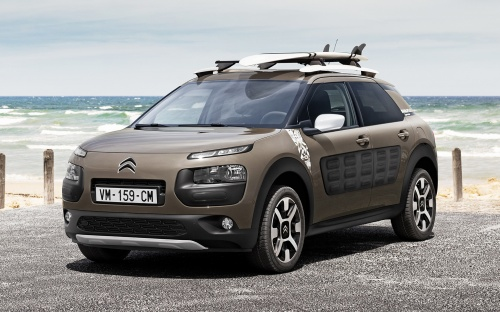 citroen c4 cactus ganha vers o rip curl carpoint news. Black Bedroom Furniture Sets. Home Design Ideas
