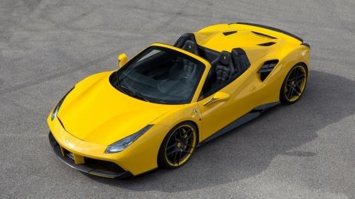 Novitec deixa Ferrari 488 Spider com 783cv