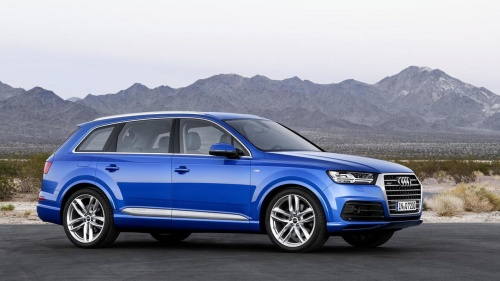 Audi Q7 ganha opção mais em conta com motor t…