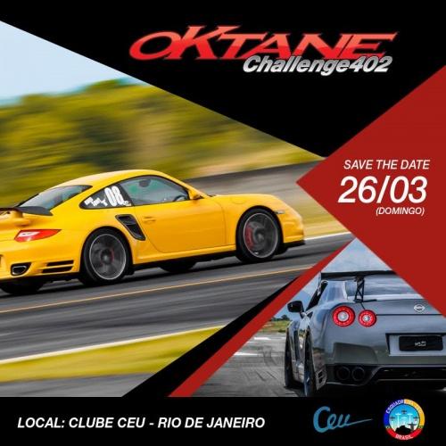 Oktane Challenge 402 – 26 de março de 2017 – …