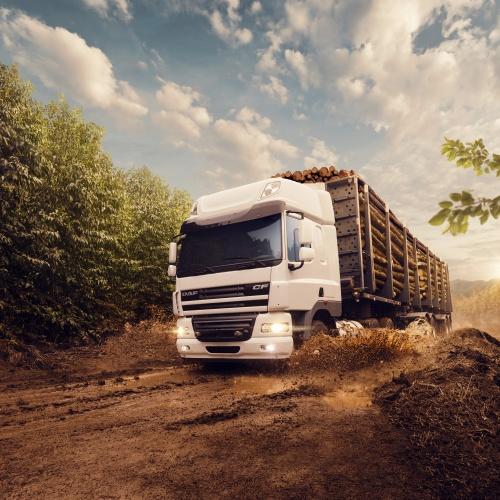 Fenatran 2017: DAF lança três caminhões