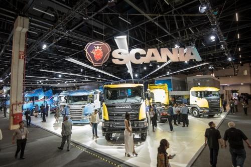 Fenatran 2017: Scania traz soluções inteligen…