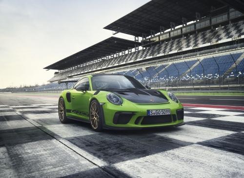 Chega o novo Porsche 911 GT3 RS