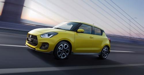 Suzuki está desenvolvendo Swift Sport Evoluti…