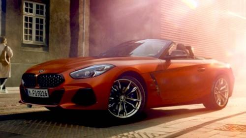 BMW revela novo Z4 M40i