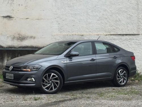 Avaliação – Volkswagen Virtus 200 TSI Highlin…