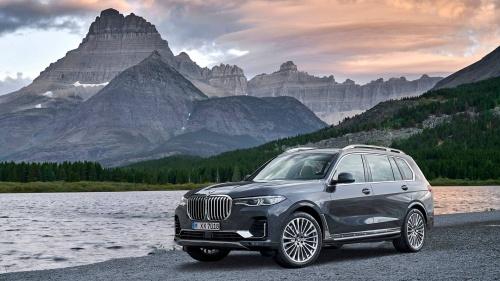 BMW revela novo X7
