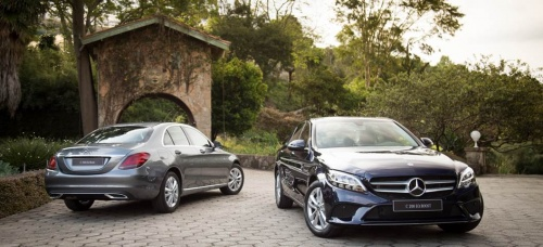Novo Mercedes-Benz Classe C chega ao Brasil p…