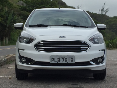 Avaliacao Ford Ka Sedan Titanium 1 5 Flex Aut 2019 Carpoint News