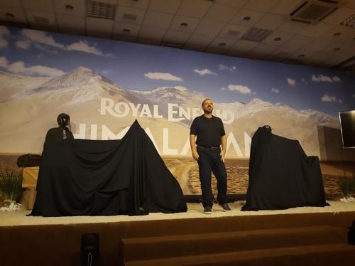 Nova Royal Enfield Himalayan chega ao mercado…