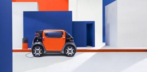 Citroën apresenta Ami One Concept