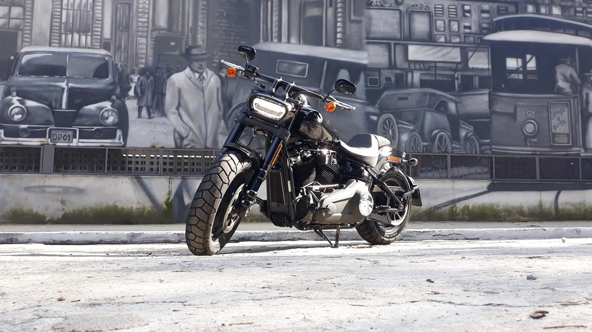 Avaliacao Harley Davidson Fxfb Fat Bob 2019 Carpoint News