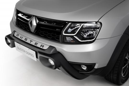 Em parceria com GoPro Renault lança série limitada do Duster