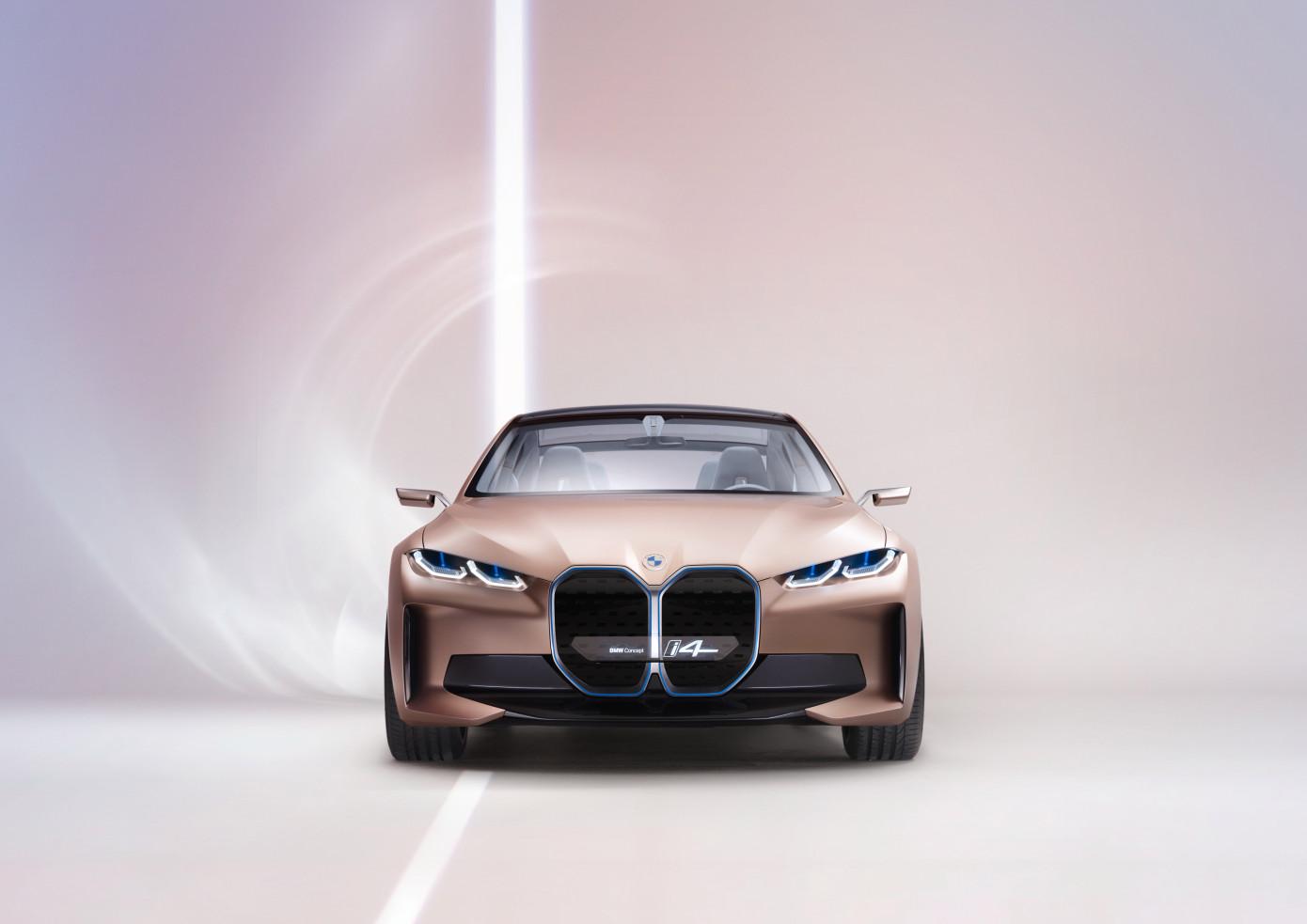 Bmw Concept I4 Tem Producao Prevista Para 2021 Carpoint News