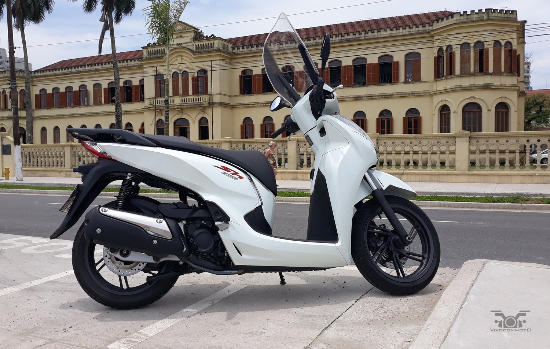 Avaliacao Honda Sh300i Sport 2020 Carpoint News