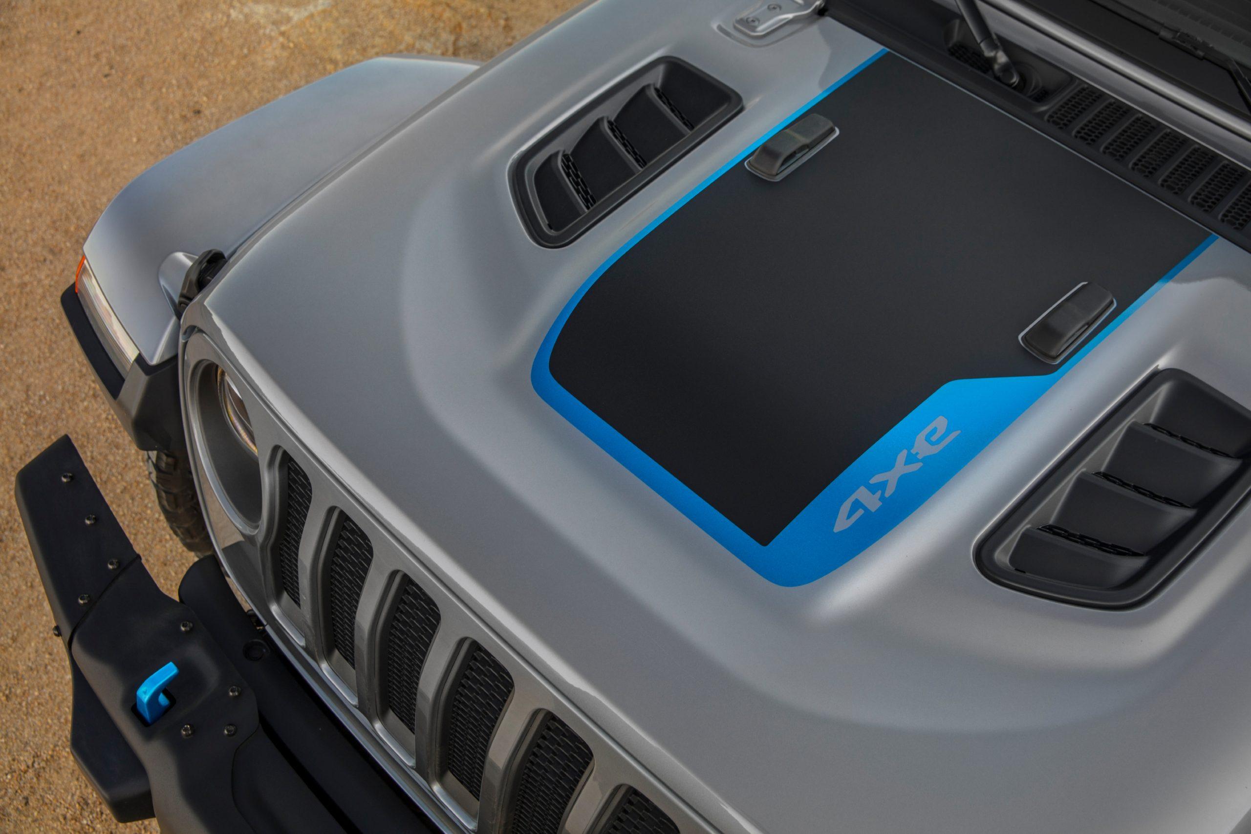 Novo Jeep Wrangler 4xe Chega Para Completar A Linha Global De Veiculos Eletricos Da Marca Carpoint News