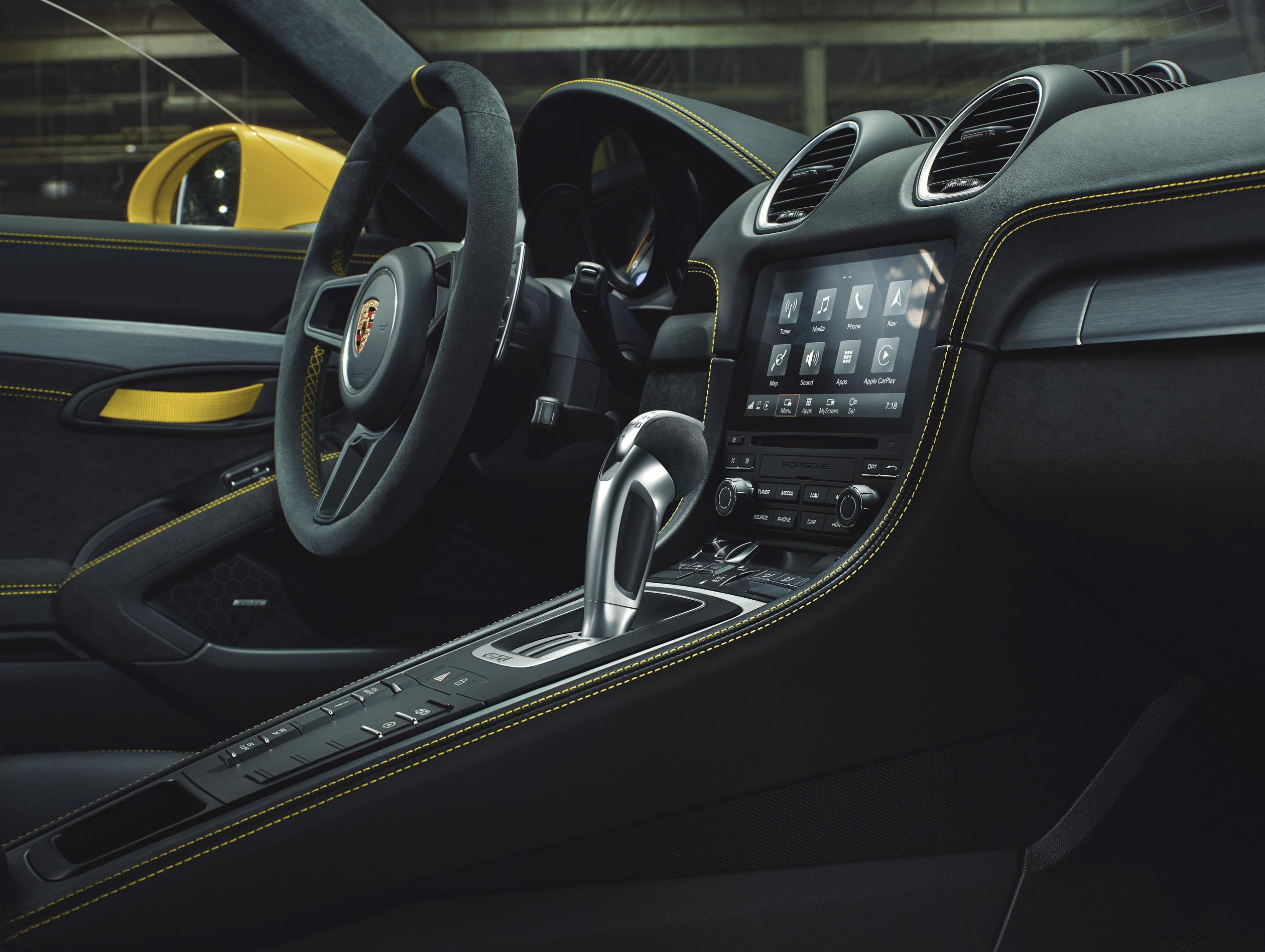 Porsche 718 Topo De Linha Passa A Usar A Transmissao De Dupla Embreagem Carpoint News